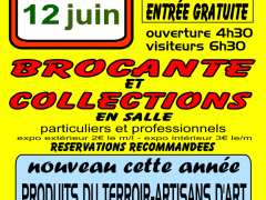 photo de Brocante-Collections - Produits du Terroir-Artisans d'Art