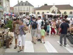 picture of Vide-greniers, brocante, braderie commerciale