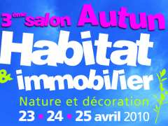 photo de Salon Habitat & Immobilier d'Autun