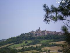picture of Vézelay