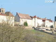 picture of Semur-en-Brionnais, village médiéval