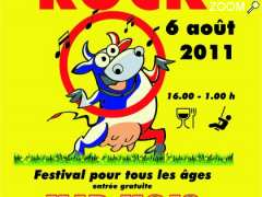 photo de festival musicale LA VACHE QUI ROCK