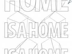 Foto Exposition Permanent Marker* #1 - Home is a home is a home