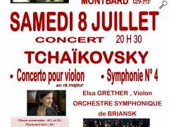 photo de GRAND CONCERT à L'ABBAYE de FONTENAY en BOURGOGNE