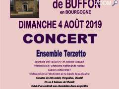 photo de Concert à la Grande Forge de Buffon en Bourgogne